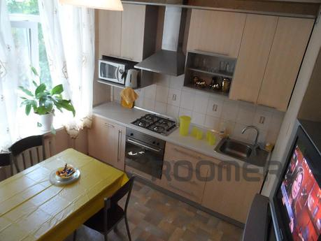 Evrokvartira near the Opera House, Park, Dnipro (Dnipropetrovsk) - apartment by the day